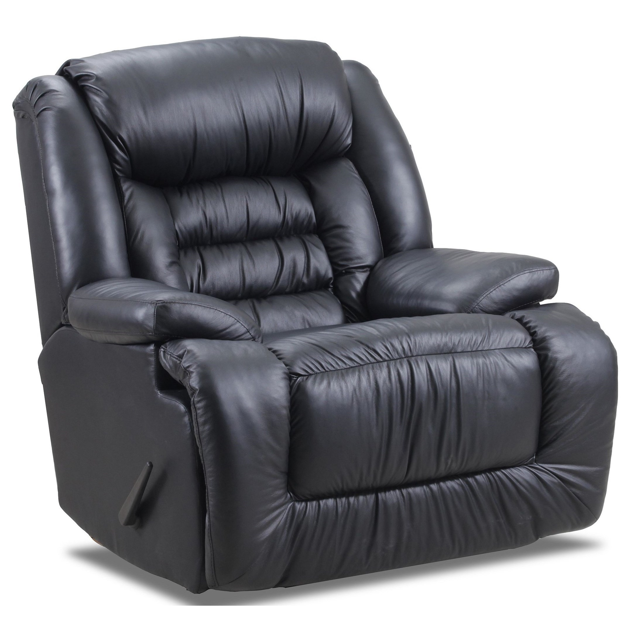 Lane Victory Comfortking 174 Rocker Recliner With Padded