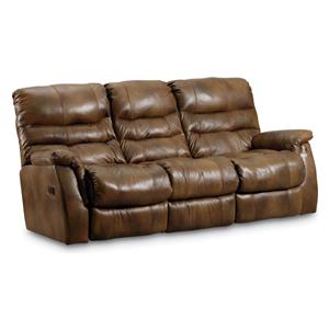 Lane Express Garrett Power Double Reclining Sofa