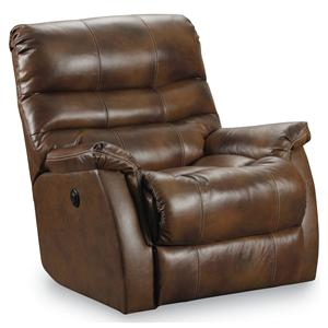Lane Express Garrett Power Rocker Recliner