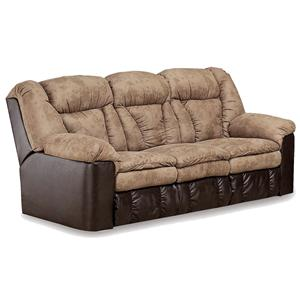 Lane Express Talon <b>Quick Ship</b> Double Reclining Sofa