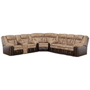 Lane Talon <b>Quick Ship</b> Sectional