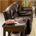 Lane Touchdown  <b>Quick Ship</b> Reclining Console Sofa - Item Number: 292-43 01/5101-20