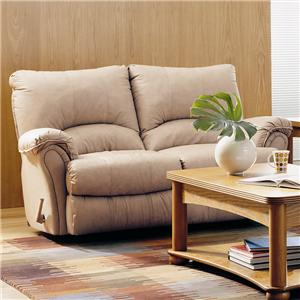 Lane Alpine Double Rocking Reclining Loveseat
