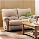 Lane Alpine Double Rocking Reclining Loveseat - Item Number: 204-24