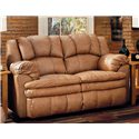 Lane Cameron Casual Double Reclining Loveseat - Item Number: 344-29