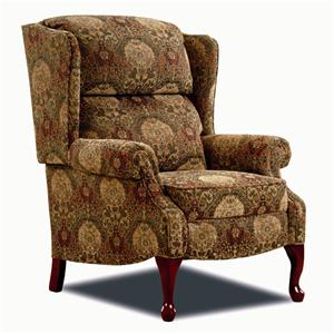 Lane Hi Leg Recliners Savannah Hileg Recliner