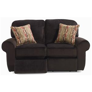 Lane Megan Power Reclining Loveseat