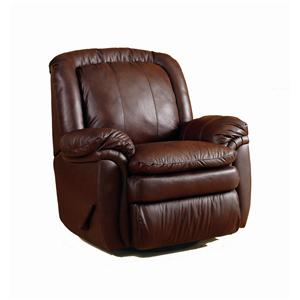 Lane Stallion Glider Recliner W/Swivel