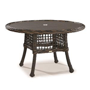 Lane Venture Moraya Bay Round Dining Table