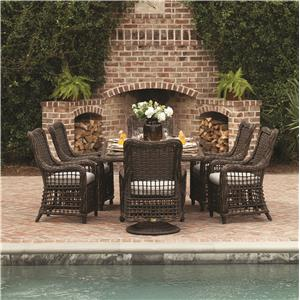 Lane Venture Moraya Bay Outdoor Dining Set