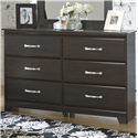Lang Berlin Dresser - Item Number: BER-648