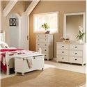 Lang Echo Bay Dresser with 6 Drawers - ECH-03-649