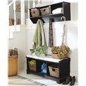 Lang Hartland Entry Wall Mounted Shelf - HAR-B-011