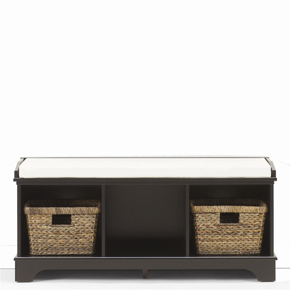 Baskets And Cushion Shown Are Not Included