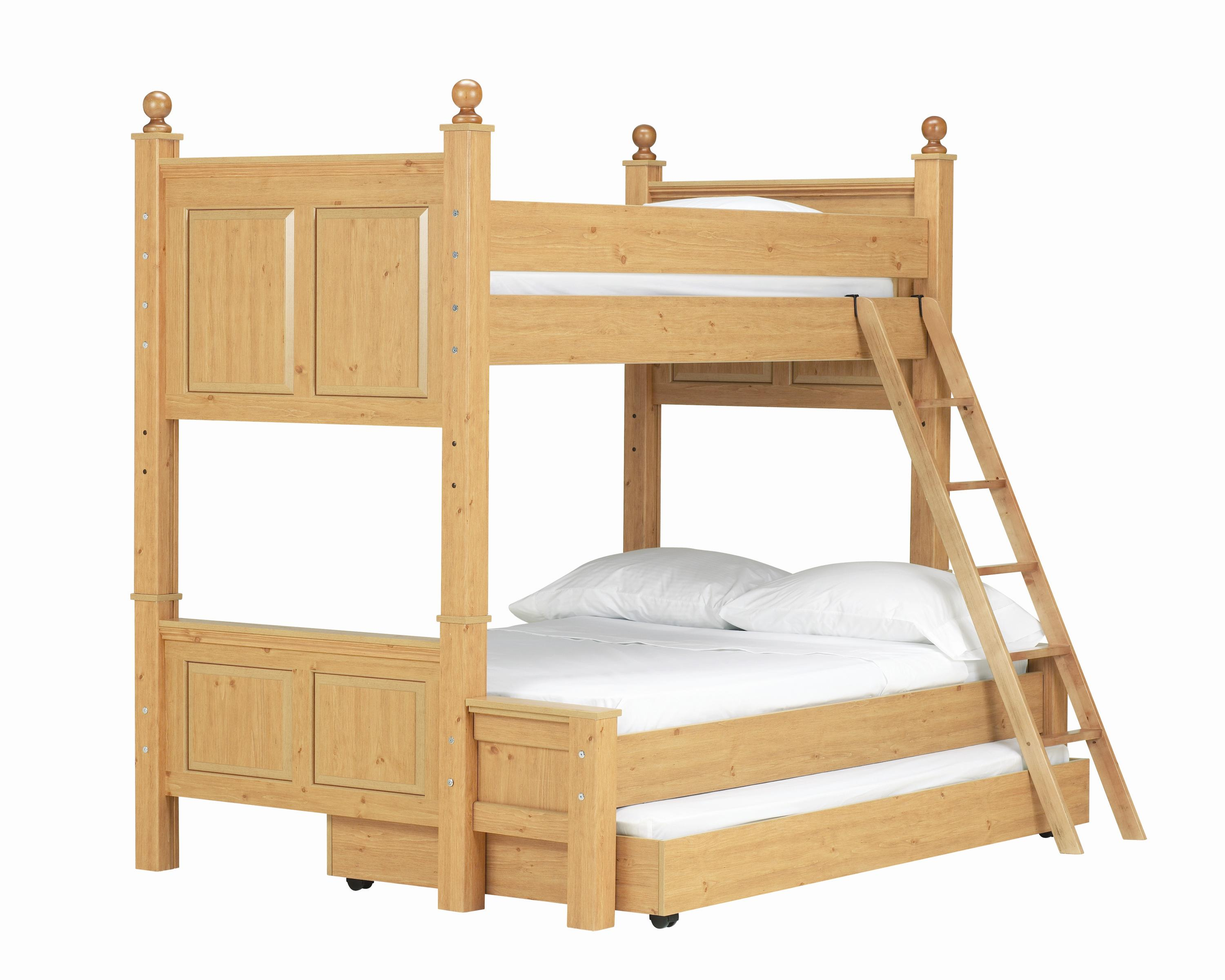 with home beds wooden bed over furniture bunk trundle full design fascinating