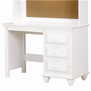Lang Madison 4 Drawer Desk with Pencil Tray