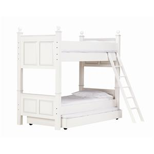 Twin Over Twin Bunk Bed Assembly