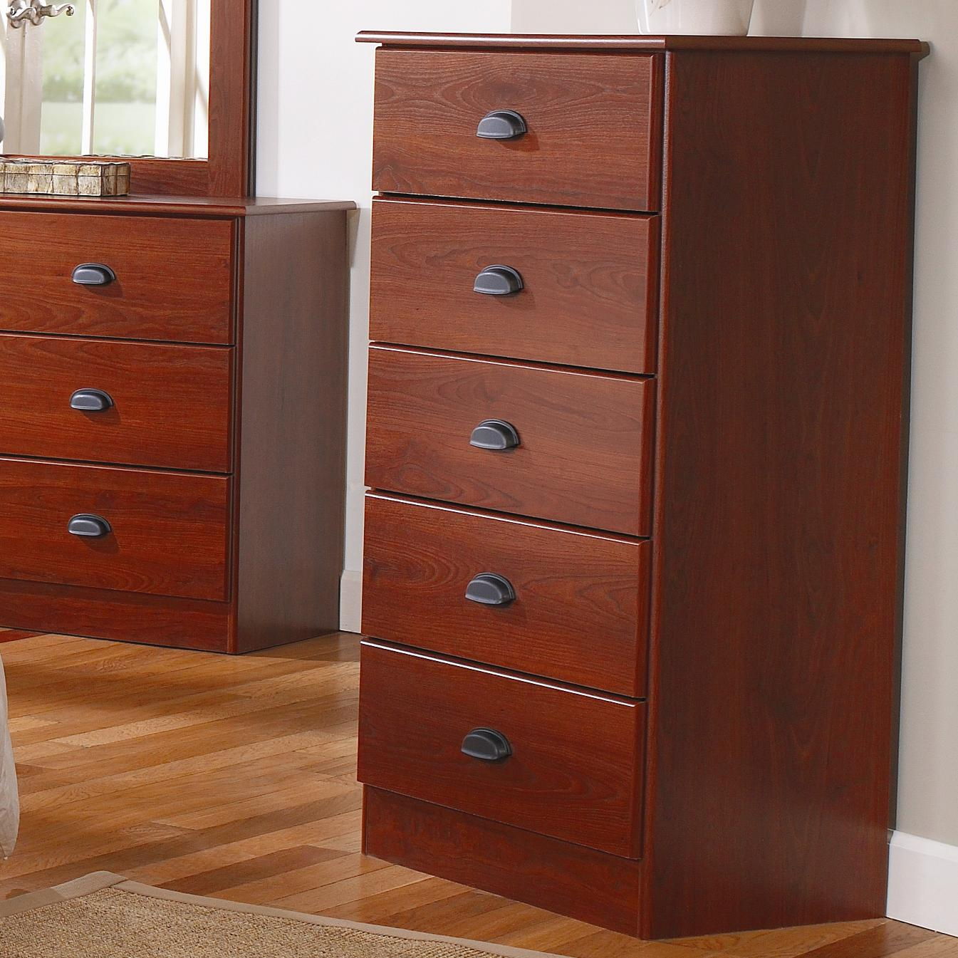 Lang Special 5 Drawer Chest With Roller Glides Colder S