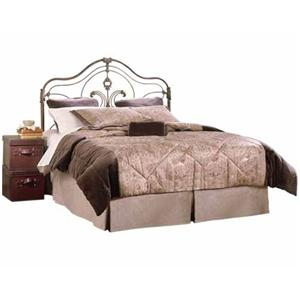 Largo Metal Beds  Provence Queen Headboard