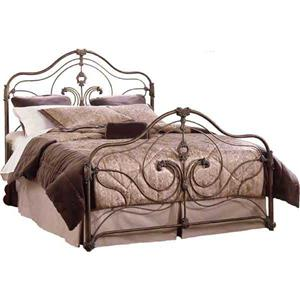 Largo Metal Beds  Provence Queen Bed
