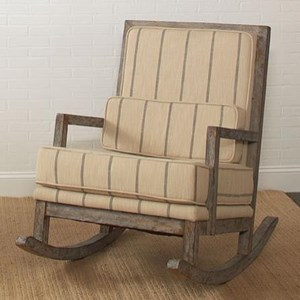 Largo Accent Chairs Rocking Chair