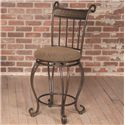 Largo Beau Counter Stool - Item Number: D225-22