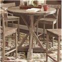 Largo Callista Round Counter Height Table - Item Number: D680-36