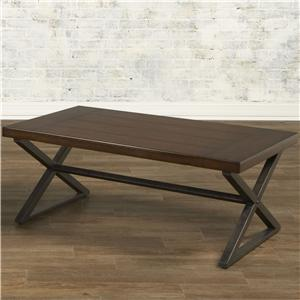 Largo Crossing Rectangular Cocktail Table
