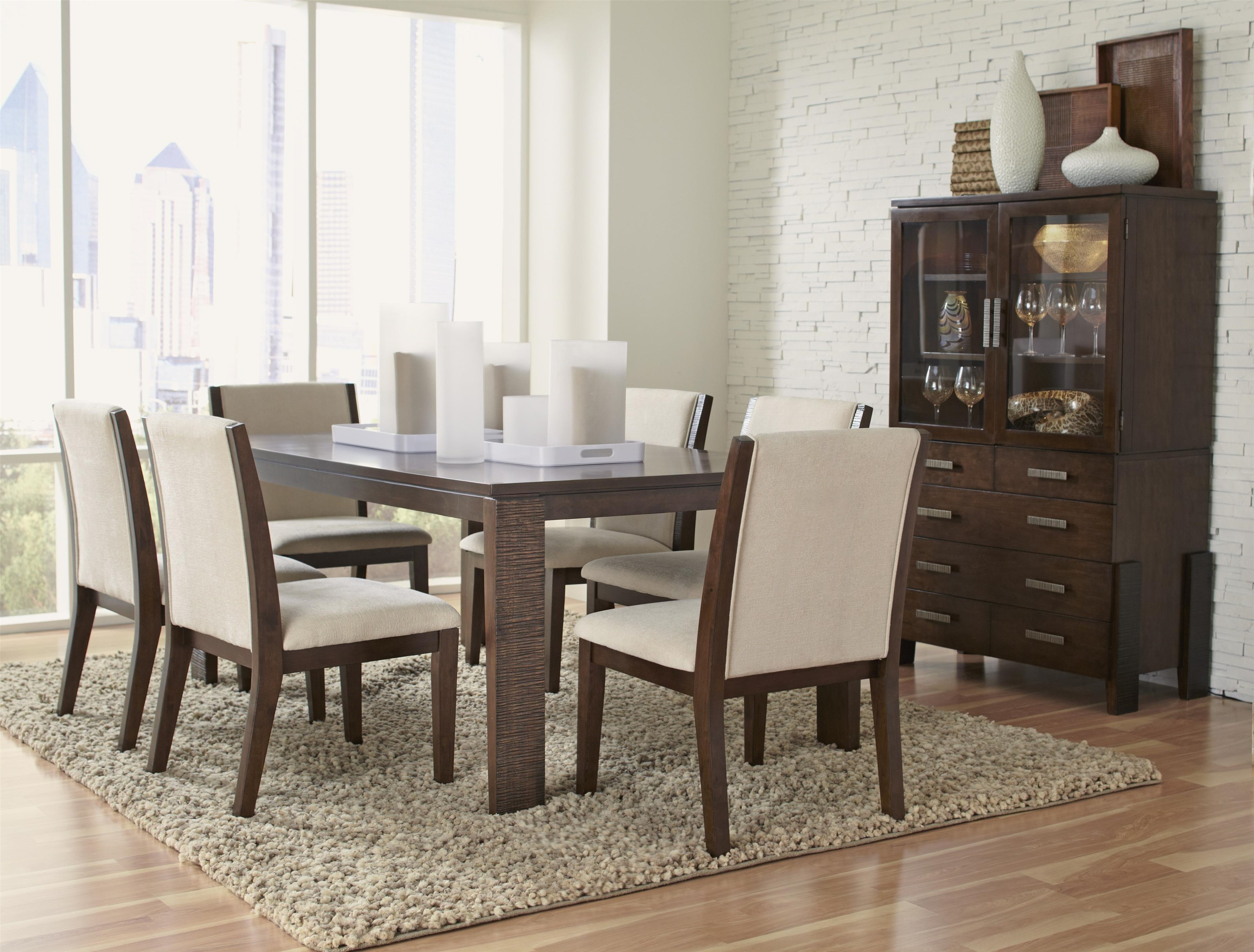 Montego 7 Pce Dining Set by Largo at Stoney Creek Furniture
