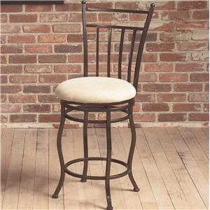 Largo Eliza Swivel Counter Stool