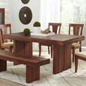Largo Harrison Square Rectangular Dining Table - Item Number: D301-31