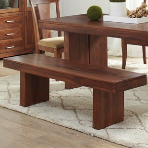 Largo Harrison Square Dining Bench