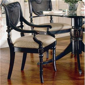 Largo Heritage Cane Dining Arm Chair