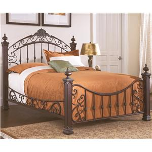 Largo Jackson Queen Jackson Bed