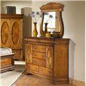 Largo Shenandoah Bureau and Mirror - Item Number: B4350-11+22