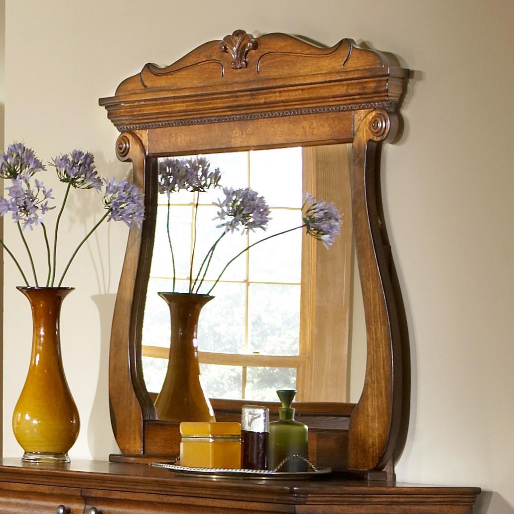 Largo Shenandoah Landscape Mirror - Item Number: B4350-22