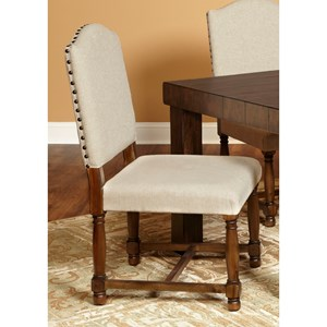 Largo Lance Upholstered Side Chair