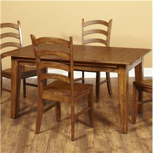 Largo Overland Rectangular Dining Table