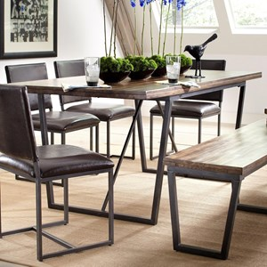 Largo Plaza Rectangular Dining Table
