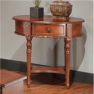 Largo Princeton Oval Lamp Table
