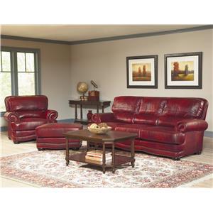 Largo Woodland Stationary Living Room Group