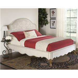 Largo Royale King Upholstered Bed