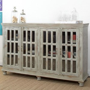 Largo Rustic Collectibles Sideboard