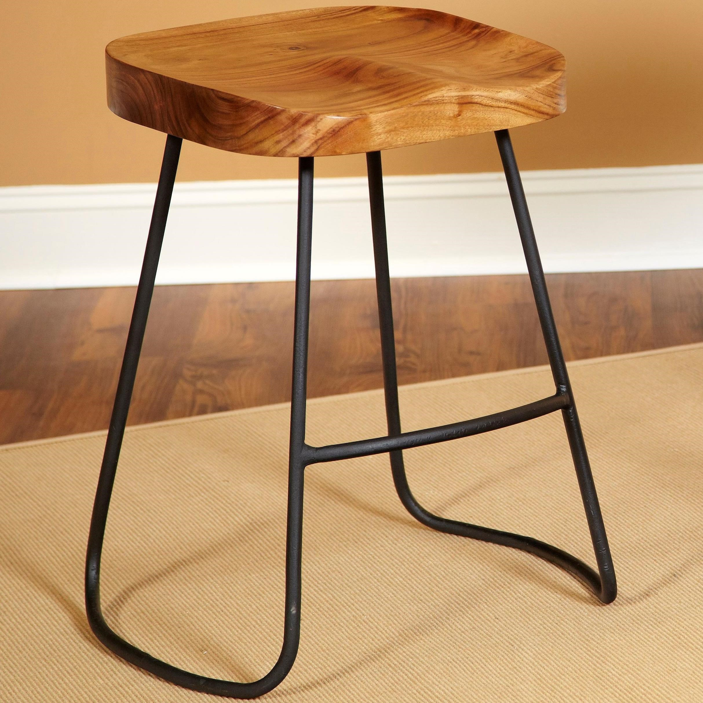 Largo Simplicity 24 Counter Stool With Metal Base Lindy S