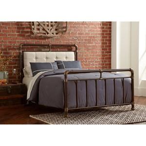 Largo Soho Queen Metal Bed