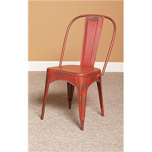Largo Timbuktu - Red Side Chair