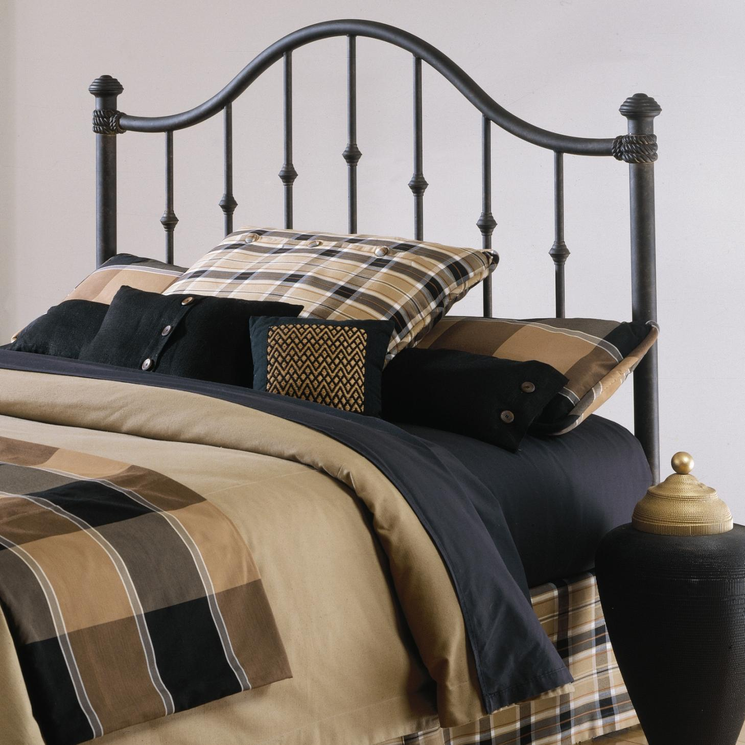 Excellent Trafalgar King Metal Headboard By Largo At Lindys Furniture Company Home Interior And Landscaping Eliaenasavecom