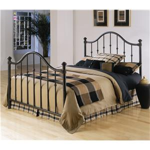Largo Trafalgar Queen Headboard & Footboard Bed