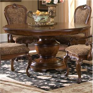 Largo Traviata Round Dining Table