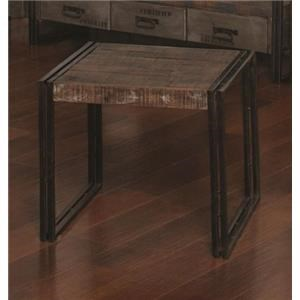 Largo Trends Square End Table